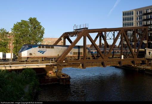 Amtrak Bridge